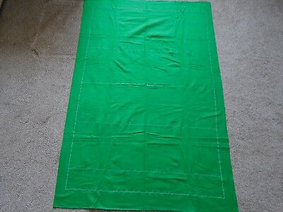 Subbuteo  Cloth Rugby Pitch