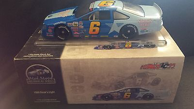 Action Xtreme Mark Martin #6 Stroh's Lite 1989 Thunderbird 1/24 Limited Edition