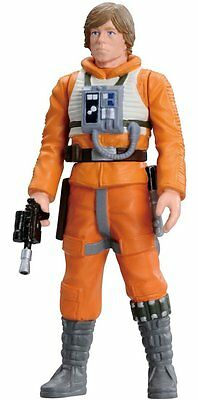 Takara Tomy Metacolle STAR WARS #06 Luke Skywalker Diecast Painted Action Figure