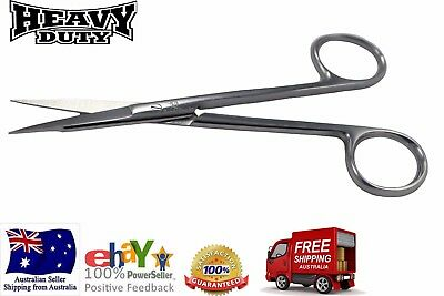 Professional Finger Toe Nail Scissors Straight Arrow Steel Manicure Cuticle