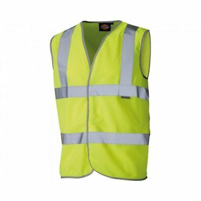 Shires Childs Adults Hi Viz Outdoor Winter Hack Protect Safety Jacket Waistcoat