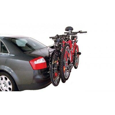 Mont Blanc RearTrail Rear Mounted Cycle Carrier - 3 Cycles