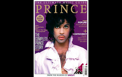 Prince - The Uncut Ultimate Music Guide Magazine...new...fast Post