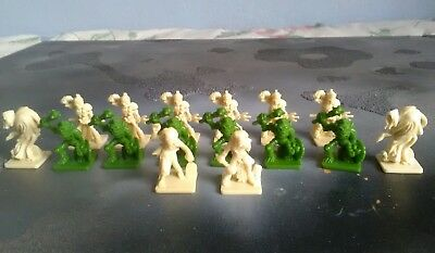 Dungeons And Dragons Miniatures Heroquest.