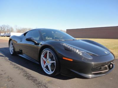 2014 Ferrari 458 2014 FERRARI 458 ITALIA 488 1 OWNER $285K MSRP AS NEW CARBON 2014 Ferrari 458 ITALIA 488 1 OWNER NO PAINTWORK SERVICED WE FINANCE MAKE OFFER
