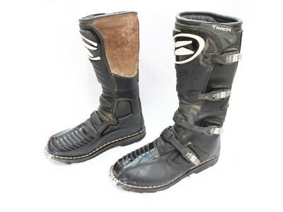 Kenny Track motorcycle boots Size EU48 US13