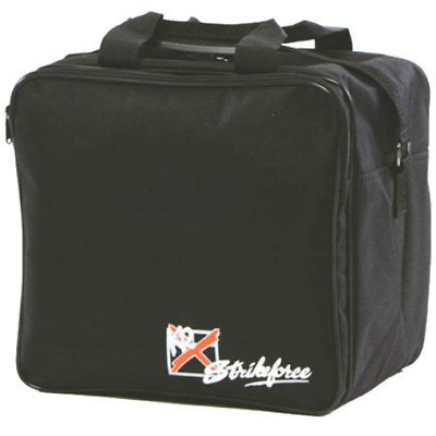 KR Eliminator Single Bowling Bag- Black