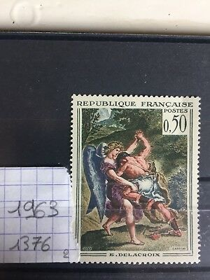 Timbre France 1963 n.1376