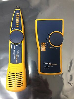 Fluke Networks IntelliTone Pro 200 LAN Toner & Probe Kit