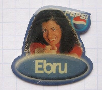 PEPSI / RTL / BIG BROTHER / EBRU  ............. Getränke  Pin (111g)