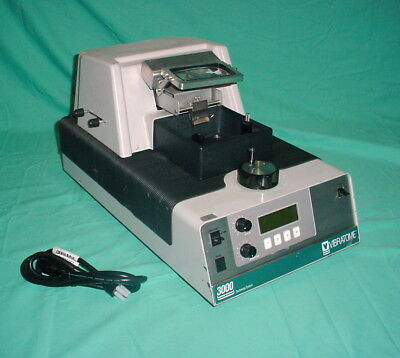 TPI Vibratome 3000 Automatic Sectioning System Microtome 074018