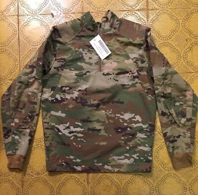 IWCS Inclement Weather Multicam OCP Combat Shirt - Brand New Size Large/Regular