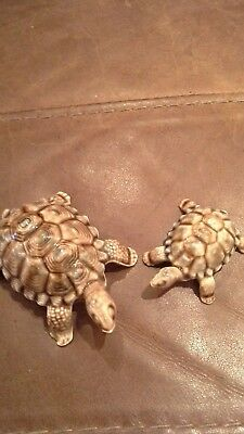 two wade tortises exellent condition