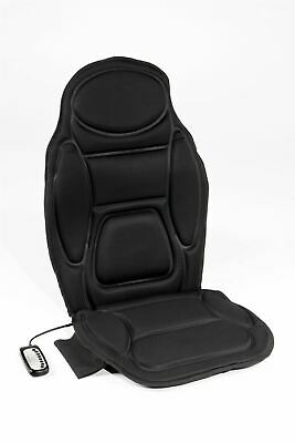 Medisana MCH Home Car Seat Cover Massager Neck Back 5 Massage Programmes
