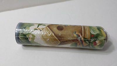 SweetWater Wallpaper Bird House Prepasted Scalloped Edge 5 Yards