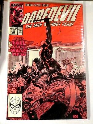 Daredevil #252 Marvel Copper Age Comic CB1034