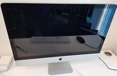 "Apple Imac 27"" Intel Core I5 16 GB DDR3 RAM 2011"
