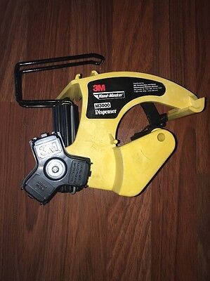 NEW 3M Hand-Masker M3000 Dispenser Professional Contractor Painting Drywall