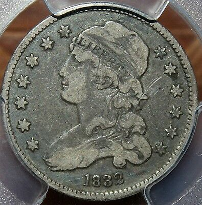 #~☆WOW☆~ PCGS 1832 Capped Bust Quarter PCGS VF-20 Cheapest on Ebay