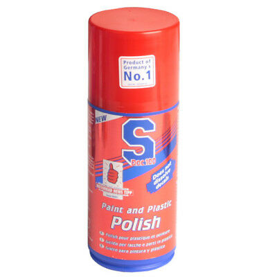 SDOC 100 Motorcycle Motorbike Paint and Plastic Solvent Free Polish 220ML