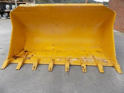 Genuine Komatsu Wa 470-5H  Wheel Loader / 4.5Mtr Cube Capacity Bucket
