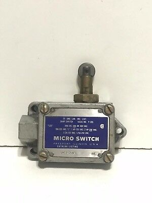 Micro Switch Baf1-2R09 Snap Switch