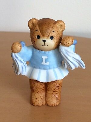 """Lucy Rigg~Lucy and Me Bear """"Blue Cheerleader"""""""