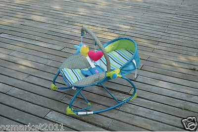 * Fashion Security Multi-Purpose Baby Music Swing Chair/Baby Music Rocking Chair