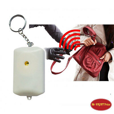 New Personal Rape Attack Panic Safety Security Alarm   FREE Shipping