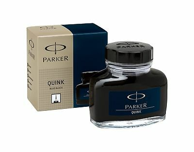 PARKER QUINK Ink Bottle Blue-Black 57 ml