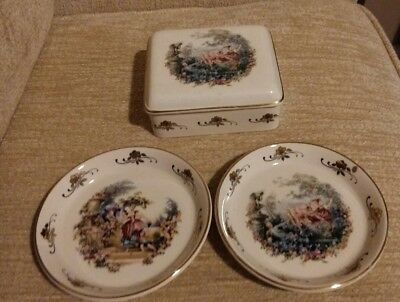 3 Lord Nelson items