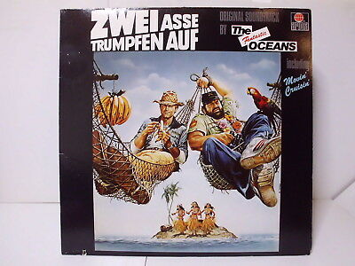 The Fantastic Oceans: Zwei Asse trumpfen auf Lp Bud Spencer Terence Hill