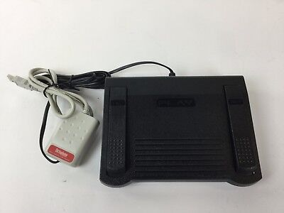 Dictaphone USB Adapter & Foot Pedal