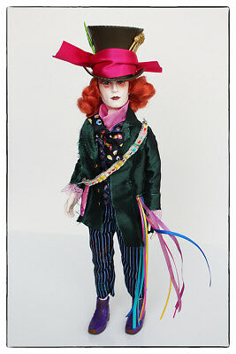 Disney, Alice Through the Looking Glass, Mad Hatter, Exclusive Doll Set