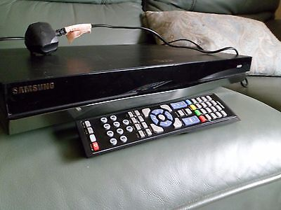 Samsung Hdd Satellite Reciever /recorder With 3D Blue Ray Player