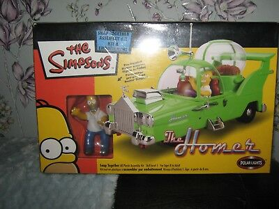 "The Simpsons ""The Homer Car"""