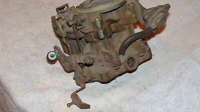 Rochester  2Jet 1965-67 Chevy 283-327 small base Carburetor