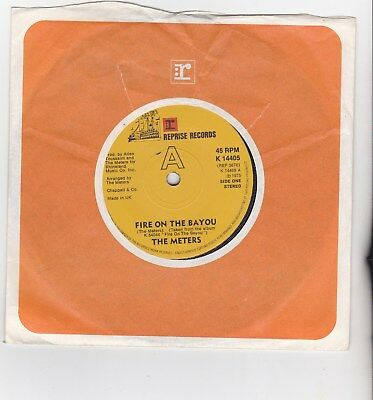 Born On The Bayou-The Meters-Reprise-Records-K14405-1975