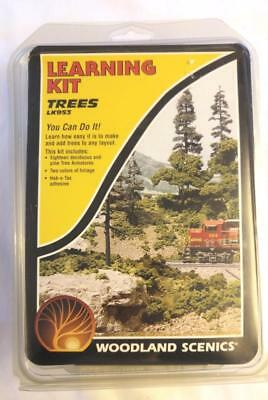 Woodland Scenics Trees Kit - OO Gauge