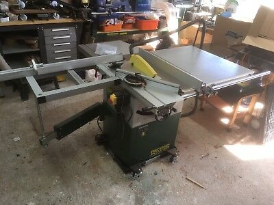 Record Power Table Saw TS250 RS