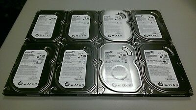 "Seagate 500GB SATA 3.5"" Desktop PC Hard Drive, Fully Tested, Multiple Available"