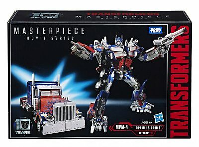 Hasbro Transformers Masterpiece Movie Series MPM-4 OPTIMUS PRIME Figure