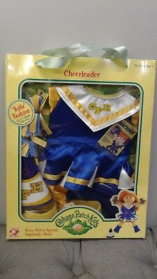 Cabbage Patch Kids Clothes Cheer Leader Outfit 2005