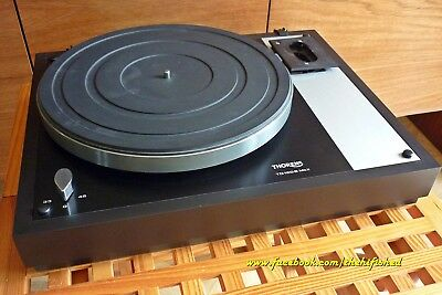 Thorens TD 160B MK2 Turntable, superbly built deck.