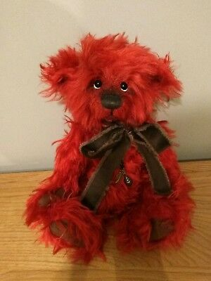 Enzo Isabelle Collection by Charlie Bears 191/500