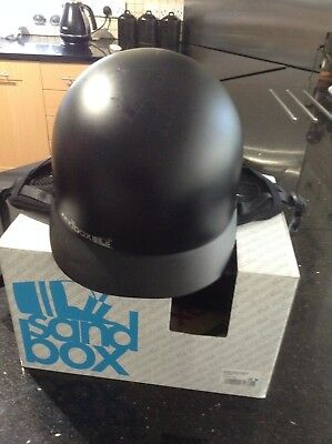 Sandbox Brain Bucket Snowboard Helmet EPS Black S/M- 55-58cm