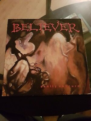 believer sanity obscure lp rc  9312 1