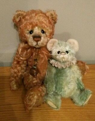 Port n' Stilton Isabelle Collection by Charlie Bears 352/500