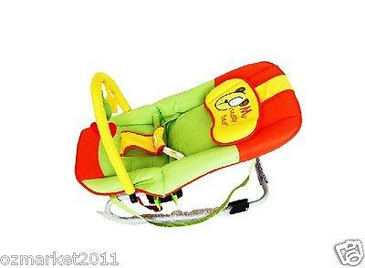 Security Multi-Function Collapsible Baby Swing Chair/Baby Rocking Chair HBB2