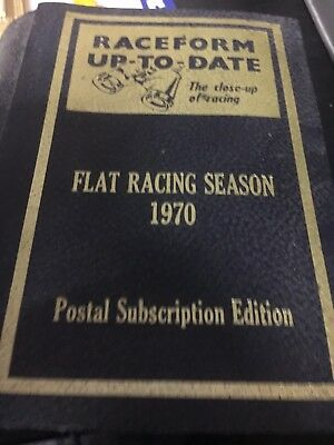 raceform up-to-date chaseform 1970